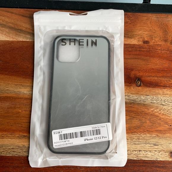 Mirror iPhone Case 12/12 pro